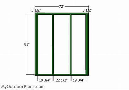 Shed Lean Plans Myoutdoorplans Roof