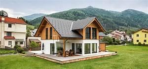 Haus Mit Holzverkleidung : fertighaus pichler haus blog ~ Bigdaddyawards.com Haus und Dekorationen