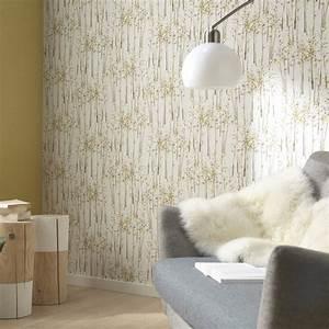 Décolleuse De Papier Peint : papier peint intiss bouleau vert leroy merlin ~ Dailycaller-alerts.com Idées de Décoration