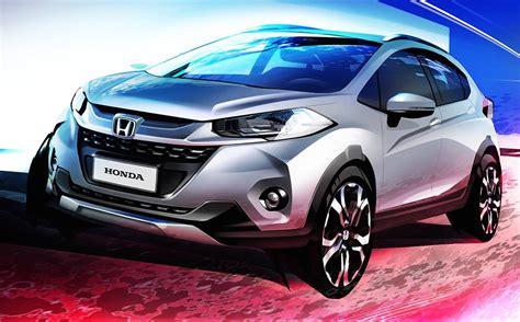 Honda Wr V Compact Suv Previewed Performancedrive