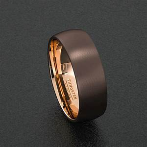 Wedding rings men tungsten wedding rings tungsten for Wedding rings and bands
