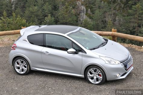 Peugeot 208 Gti Ad Up On Oto.my