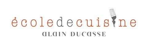 logo de cuisine les cours à l 39 ecole de cuisine alain ducasse