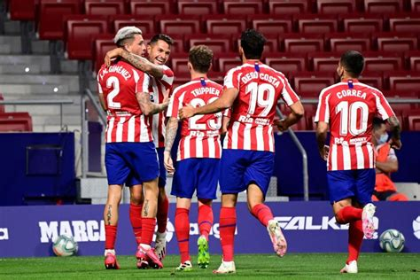 Includes the latest news stories, results, fixtures, video and audio. Atletico Madrid secure vital late win against Real Valladolid - Football Espana