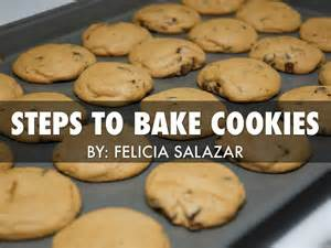 how to make cookies presentations and templates by felicia salazar