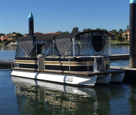 Bay Pontoon Boats by Pontoon Boat Testimonials Runaway Bay Pontoon Boats
