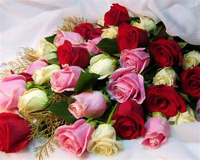 Roses Bouquet Pink Wallpapers13