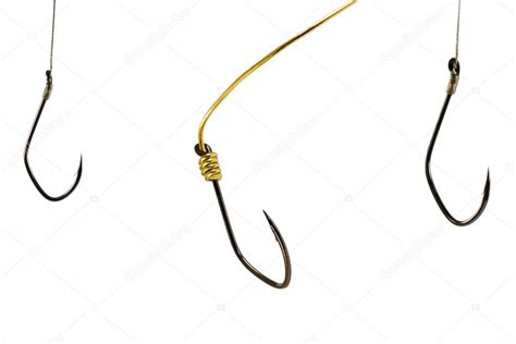 fishing hooks stock photo  fotoall