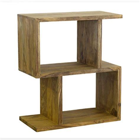 Zig Zag Bookcase by Small Zig Zag Bookcase Timber Furniture Loft