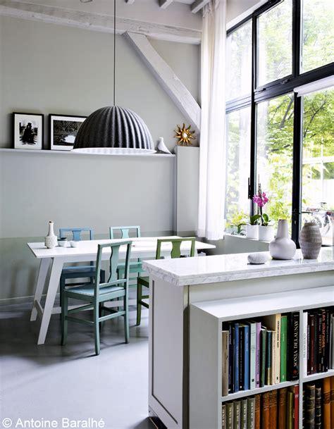 plus belles cuisines decoration cuisine grise