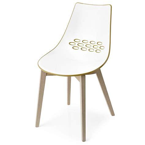 calligaris chaise chaise jam wood de calligaris depot design