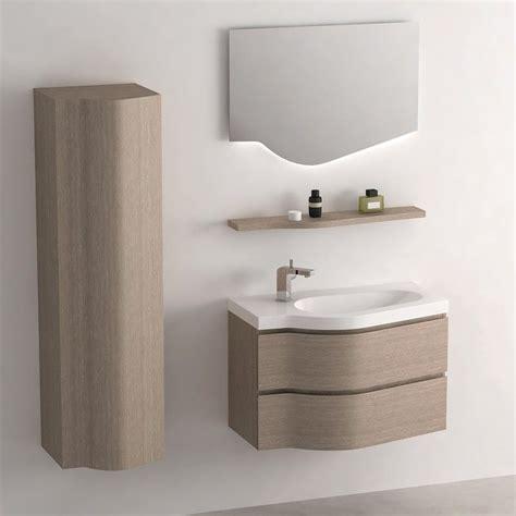 meuble salle de bain ch 234 ne fonc 233 80 cm miroir colonne surf