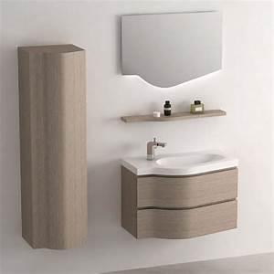 Miroir avec etagere salle bain maison design bahbecom for Carrelage adhesif salle de bain avec lit avec tete de lit led