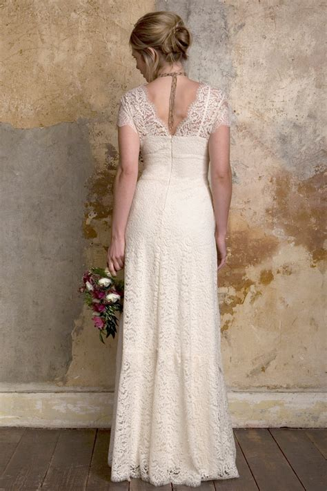 Romantic Vintage Wedding Dresses from Sally Lacock  Chic Vintage Brides