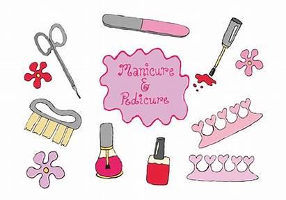 Manicure Pedicure Desenho Imagens Beleza Unhas Portal