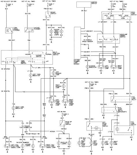 Dodge Dakota Radio Wiring Diagram Electrical