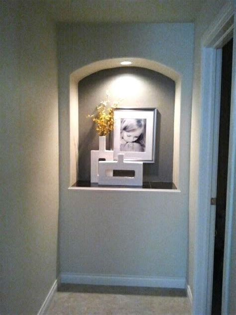 wall niche decorating ideas 1000 ideas about niche on wall niches