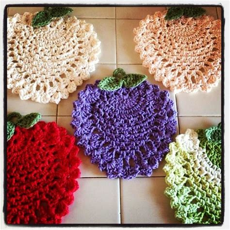 420 best images about kitchen crochet on pinterest free