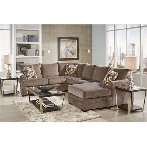 woodhaven industries living room sets 7 piece kimberly