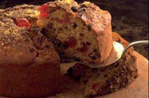 olga walker s light fruit cake recipe goodtoknow