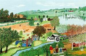 17 Best images about Art - Grandma Moses on Pinterest ...