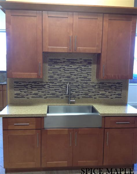H&G Kitchen Cabinets and Bath   SHAKER STYLE CABINETS