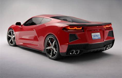 2020 Chevrolet Mid-engine Corvette (c8) Masterfully