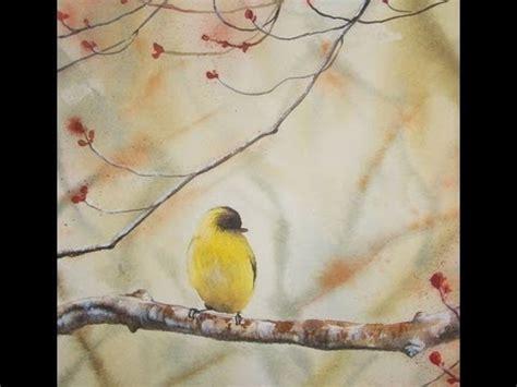 acquerello tutorial autunno  dipingere  soggetto