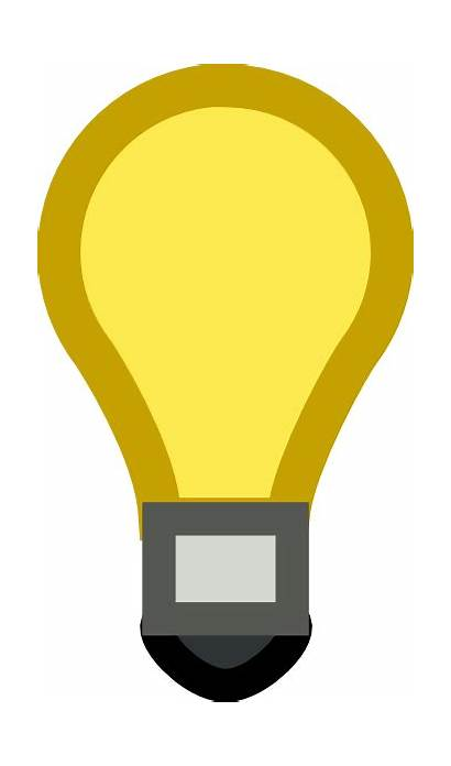 Bulb Clip Clipart Svg Vector Clker