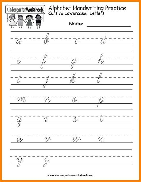handwriting practice worksheets the best and