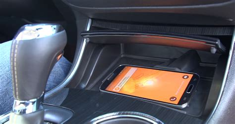 chevrolet intros quot active phone cooling quot system to keep your smartphone from overheating