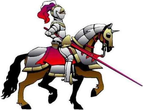 Medieval Knight Clipart