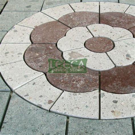 decorative garden paver landscaping walkways in paving