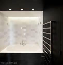 Faience Noir Et Blanc salle de bain noir et blanc retro peinture faience salle