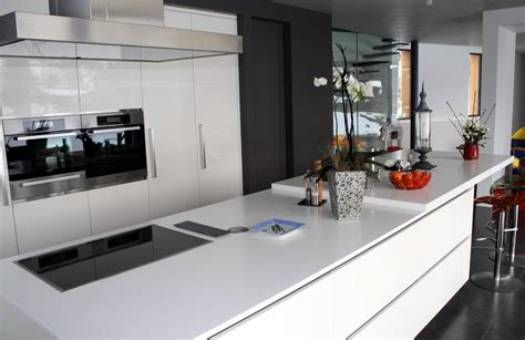cuisine moderne blanche best cuisines blanches design images lalawgroup us