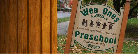wee ones preschool preschool education for 3 6 years 923 | Header Banner