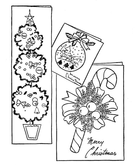 Coloring Cards by Bluebonkers Theme Coloring Pages 9