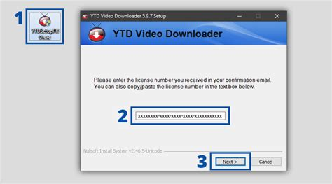 Youtube Downloader Instructions Pro
