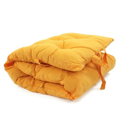matelas d appoint futon ikea matelas futon fut 233 nomade 70x190cm jaune pas cher