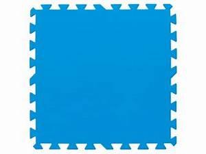 Tapis Sous Piscine : tapis de sol bestway puzzle 50 x 50 cm pour piscines hors sol sur march ~ Melissatoandfro.com Idées de Décoration