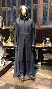 Professor Snape costume from the Harry Potter films ...