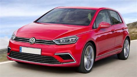 2019 Vw Golf 8 Youtube