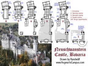 chateau floor plans neuschwanstein castle floor plan