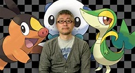 Ken Sugimori Reveals Origins Stories of Forty Gen 5 Pokemon
