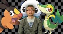 Ken Sugimori Reveals Origins Stories of Forty Gen 5 Pokemon