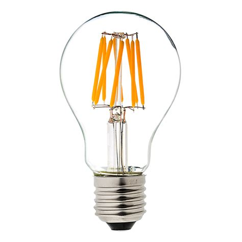 a19 led bulb 50 watt equivalent led filament bulb 12v