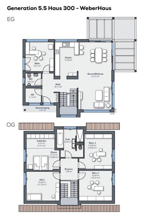 Grundrisse Efh Ohne Keller by Grundriss Einfamilienhaus 6 Zimmer Ohne Keller Offene