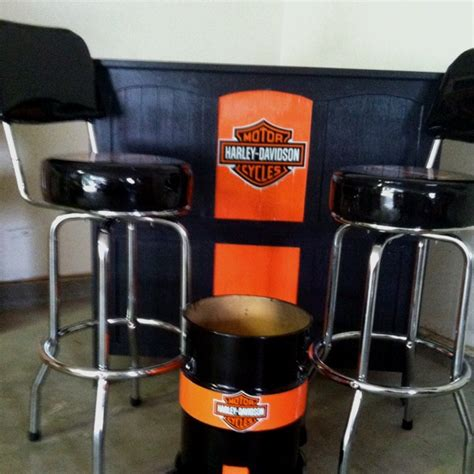 gifts for garage cave my fathers day gift to my husband a diy harley bar and