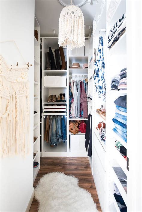 Walkin Closet Makeover With Ikea Pax Wardrobe This Is