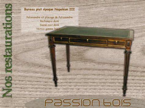 bureau napoleon 3 bureau plat époque napoléon iii